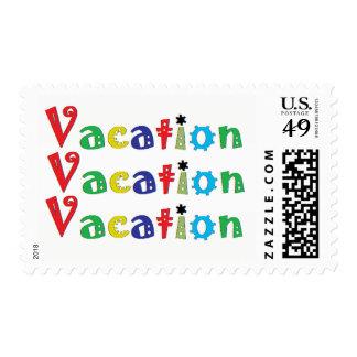 Vacation Postage