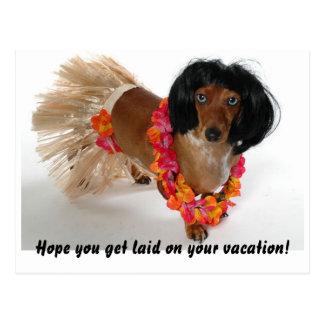 Vacation Postcard