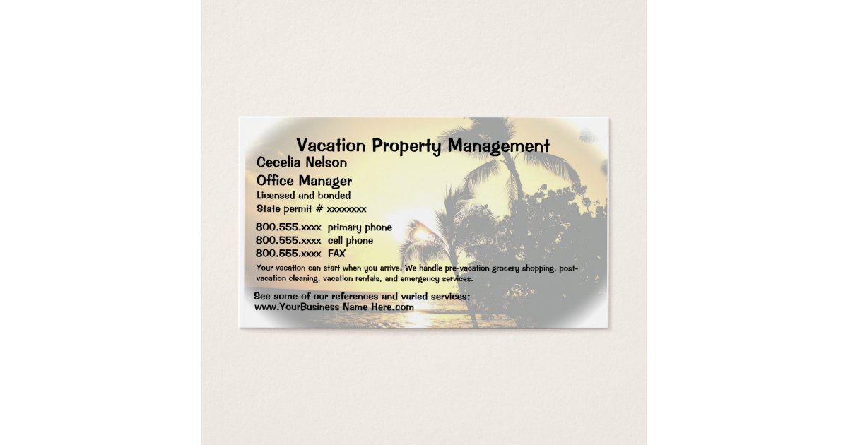 House Sitting Business Cards & Templates | Zazzle