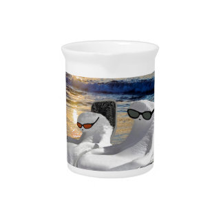 Vacation Retirees Pitcher