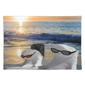 Vacation Retirees Placemat
