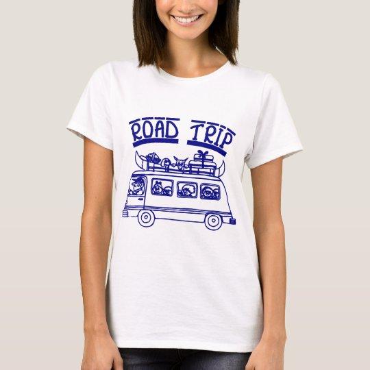 Vacation Road Trip T-Shirt