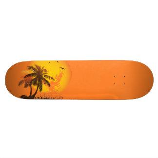 Vacation Skateboard Deck