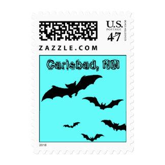 Vacation Stamp Carlsbad New Mexico Bats Caverns NM