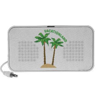 Vacationland Mini Speaker