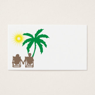 Vacations Business Card