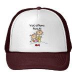 Vacations Rock Hat
