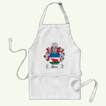 Vacca Family Crest Apron