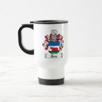 Vacca Family Crest Mug