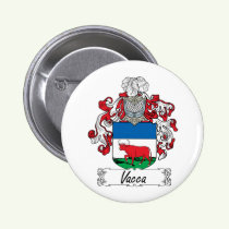 Vacca Family Crest Button