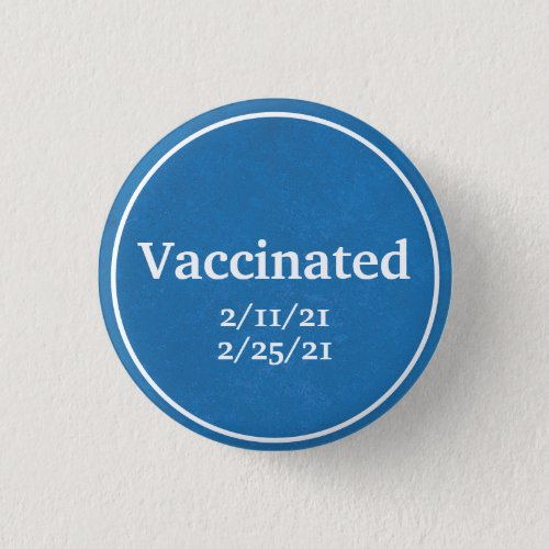 Vaccinated (Blue) with Custom Dates Button