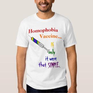 Vaccination anyone? t shirt