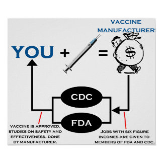 Vaccine Chart Poster