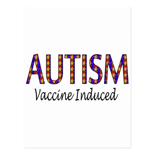 Vaccine Induced Post Card