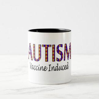Vaccine Induced Two-Tone Coffee Mug