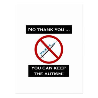 Vaccine Postcard