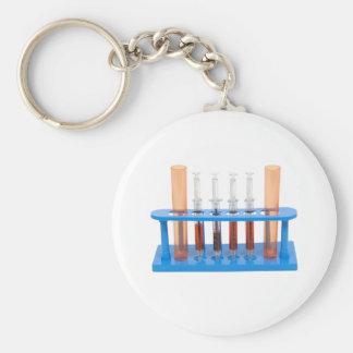 VaccineResearch091809 Basic Round Button Keychain
