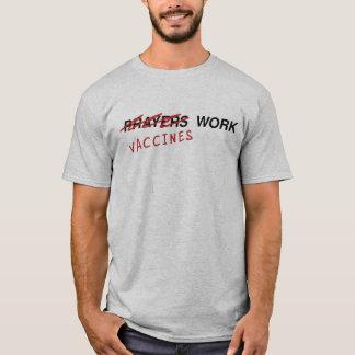 Vaccines Work Light T-Shirt