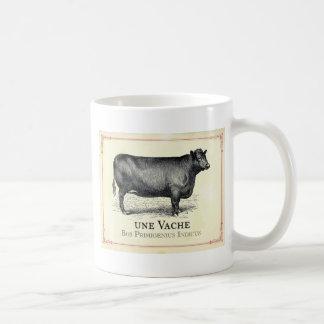 Vache Cow Coffee Mug
