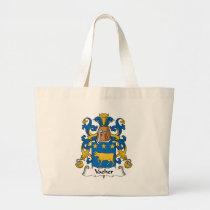 Vacher Family Crest Bag