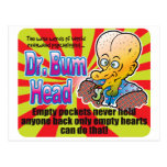 Vacie, el Dr. Bum Head Postal