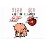 Vacío del cerdo Oink regalo divertido de 200 ~ nue Tarjeta Postal