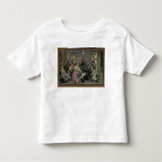 Vacunación rural t shirts