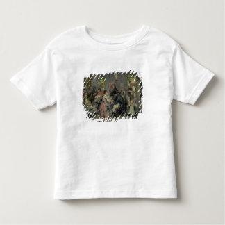 Vacunación rural t-shirt
