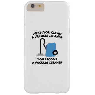 Vacuum Cleaner Barely There iPhone 6 Plus Case