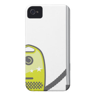 Vacuum Cleaner iPhone 4 Cover