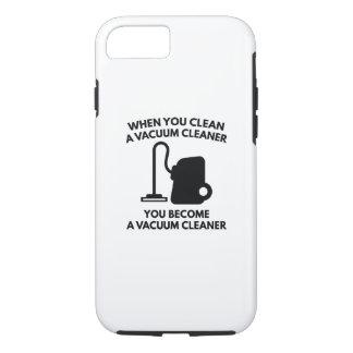 Vacuum Cleaner iPhone 7 Case