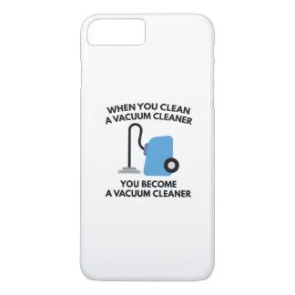 Vacuum Cleaner iPhone 7 Plus Case