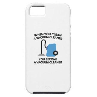 Vacuum Cleaner iPhone SE/5/5s Case