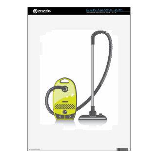 Vacuum Cleaner Skin For iPad 3