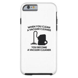 Vacuum Cleaner Tough iPhone 6 Case
