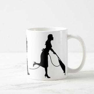 Vacuum Cleaning Coffee Mug