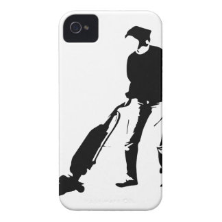 vacuum iPhone 4 cover