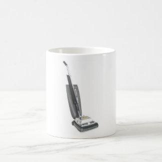 vacuum classic white coffee mug