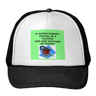 VACUUM.png Trucker Hat