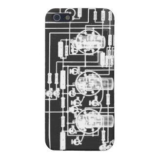 vacuum tube radio circuit diagram case for iPhone SE/5/5s