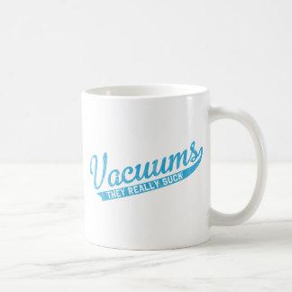 Vacuums Really Suck Physics Mug