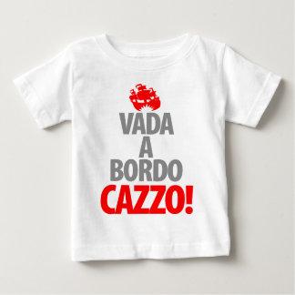 Vada un Bordo CAZZA Playeras