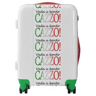 Vada una maleta de la travesía de Bordo Cazzo