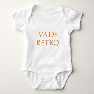 vade retro baby bodysuit