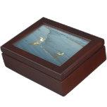 Vadear gaviotas caja de recuerdos