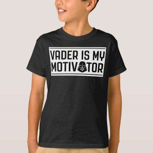 Vader Is My Motivator T_Shirt