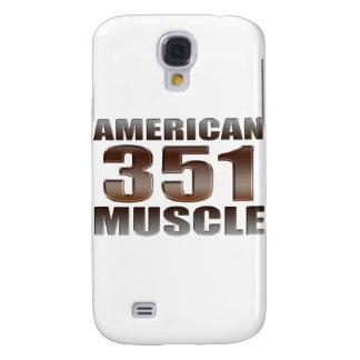 vado americano del músculo 351