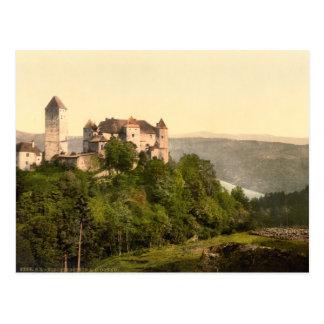Vaduz Castle, Liechtenstein Postcard