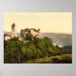 Vaduz Castle, Liechtenstein Poster