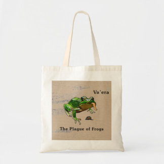 Va'era - Frogs Tote Bag